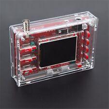 Transparenter Acryl Blatt Gehäuse Kasten Case DIY Kit für DSO138 Oszilloskop