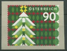 Österreich 2018 Weihnachten Weihnachtsbaum 3439 postfrisch