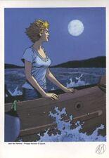 Ex-libris Offset Lady S Clair de lune Petits Sapristains (Les)
