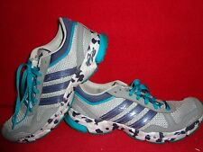 Adidas adiWEAR Athletic Womens Shoes Multi-Color Size 6.5