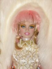 Integrity Hasbro Jem and holograms SDCC Glitter'n Gold doll NRFB + Shipper HTF**