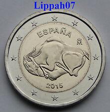Spanje speciale 2 euro 2015 Altamira UNC