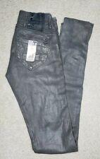 G-Star Raw Womens Jeans Fender Skinny Slim Sz 25 x 34 Comfort Concrete wash