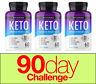 Nutura Keto BHB-800mg -Fastest Weight Loss Fat Burner Supplement-180 Capsules