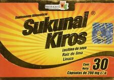 Naturacastle Sukunai kiros 30 Capsules
