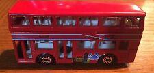 Matchbox London Double Decker Bus