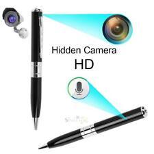 Pen Camera Mini 720P HD Hidden Spy DVR Surveillance Video Audio Cam Recording