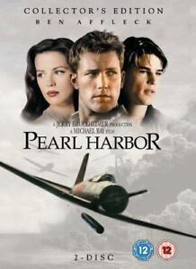 Pearl Harbor (2 Disc Steelbook Collector's Edition) [DVD], Good DVD, ,