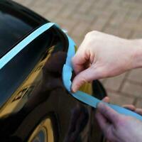 1pcs Car Protection Tape Blue Auto Painting Masking Tape 5mmx33m I6U5