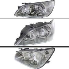New Driver Side Headlight for Lexus IS300 2001-2005