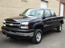2006 Chevrolet Silverado 2500 HD 4X4 4WD EXTENDED CAB PICKUP TRUCK 33K Mls!