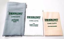 Deering Banjo Cleaning Care Cloth Set