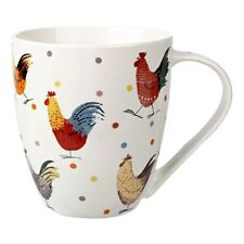 Alex Clark Crush Mug - Rooster - Great For Tea, Coffee with Full Range in Stock