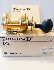 New listing Shimano Trinidad 14 Gold Brand New In Box