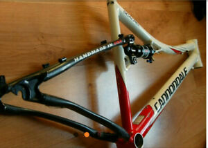 "Cannondale Scalpel Alloy Frame 17"" Including RockShox Monarch -VGC"