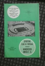 1964 sporting lisbon v Manchester United  18th March