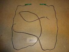 Novatech A15A Laptop WiFi Antenna & Cables. P/N: PSAM 001