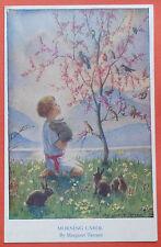 Margaret Tarrant Fantasy Collectable Signed Postcards