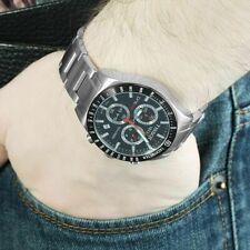 TISSOT T0444172105100 Silver Black Dial PRS 516 Men's Watch T044.417.21.05