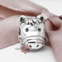 Pandora, Happy Horse, Animal  Bracelet S925 Charm, NEW, 791744CZ