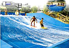 65x16 Commercial Fiberglass Wave Simulator Surfing Water Park 100% Financing