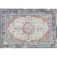 Kitchen Runners Distressed Persian Floor Rug Carpet Rust Red Hall Mat 80x300cm