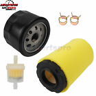 Air Filter Fuel Filter For John Deere E100 17.5 Lawn Tractor