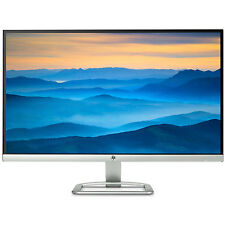 Hewlett Packard 27er 27 Inch PC Computer Monitor 16:9 IPS LED Backlit 1920x1080