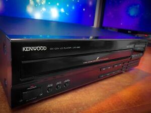 Kenwood LVD-280 LaserDisc Player Remote Included