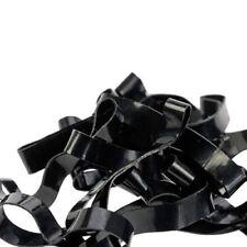 Gymkhana Magic Plaiting Braid Bands Mane+Tail Horse Dog Show 500pk BLACK