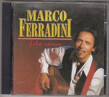 MARCO FERRADINI - filo rosso CD