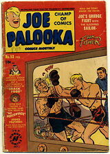Joe Palooka, No. 53; February 1951