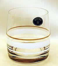 6 Stück Inhalt 290 ml Kristallglas Whisky-Wassergläser GEFÄRBT ***NEU***