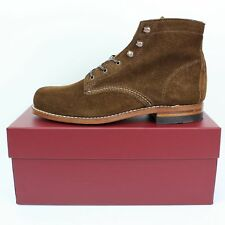 NWT Womens Wolverine 1000 Mile Brown Suede W40075 Sz 9.5 / Eur 41 $364