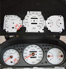 Gauge Faces Overlay kit for Honda Civic Ek VTI / SI  Mugen style