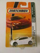Matchbox - Metro Rides - '08 Honda Civic Type R - Sealed - Light Wear