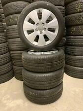4xSommerräder Audi Felgen A4 8K 8K0601025AM 7,5Jx17 H2 ET45 Michelin 225/50 R17