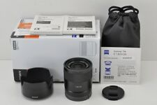 SONY Sonnar T* E 24mm F1.8 ZA SEL24F18Z AF Lens for E Mount with Box #171005i