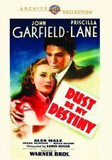 DUST BE MY DESTINY - (1939 John Garfield) Region Free DVD - Sealed