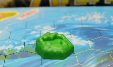 VINTAGE WADDINGTONS ESCAPE FROM ATLANTIS BOARDGAME SPARE GREEN HILL PIECE SPARES