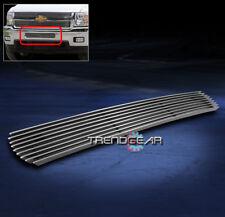 2011-2012 CHEVY SILVERADO 2500/3500 HD TRUCK BUMPER LOWER BILLET GRILLE INSERT