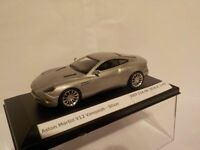 Aston Martin V12 Vanquish, Model Cars, 1/43, Scale, New And Sealed.