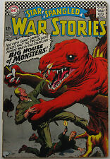 Star Spangled War Stories #132 (Apr-May 1967, DC), VFN condition