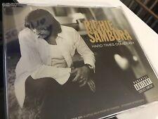 Richie Sambora - Hard Times Come Easy Rare Part 1 and 2 CD Bon Jovi