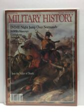 Military History Magazine #1 Premier Issue Aug 1984 Into the Valley of Death NM