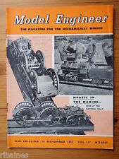 R&L Mag: Model Engineer, Vol.117 - No.2947- 14 November 1957