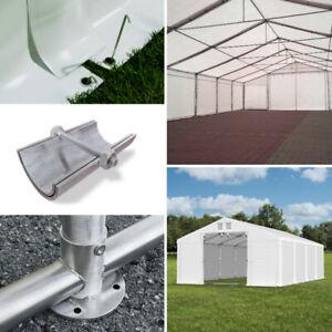 LAGERZELT  4x6 - 6x12  Lagerhalle Zelt Gartenzelt mobile Garage NEU Marktstand
