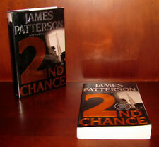 2nd Chance, James Patterson ** Signed First Edition + Uncorrected Proof * ARC