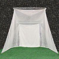 Super Swing Master Golf Net and Frame (Golf Swing Practice Kit)