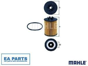 Oil Filter for OPEL SUZUKI MAHLE OX 173/2D